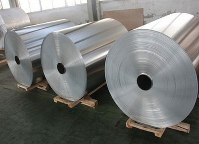 Limited Production Instruction In China Has A Great Impact On Aluminum Rolls