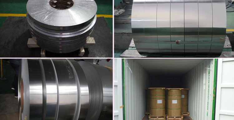 1060 aluminum alloy in transformer aluminum strip
