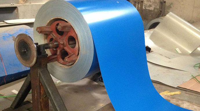 Color Coated Aluminum Coil Price and Application
